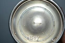 ARTHUR PRICE SHEFFIELD tea coffee set milk jug sugar bowl Vintage