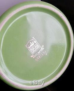 Absolutely Beautiful Rare Vintage English London Pottery Oakleaf Coffee Set