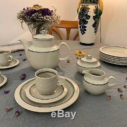 Arabia Finland Airisto tea or coffee set design Inkeri Leivo vintage pottery