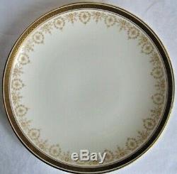 Aynsley Gold Dowery like 21 piece tea coffee set 1905-1925 vintage antique
