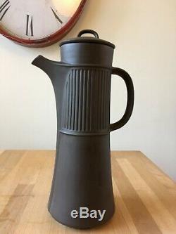 Mid Century Jens Harald Quistgaard Dansk Coffee Set Vintage Danish Flamestone