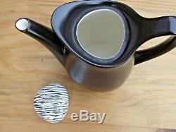 Rare Vintage MID Century Midwinter Tonga Coffee Set By Jessie Tait