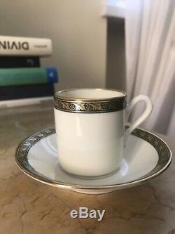 Richard Ginori Vintage Italian Coffee Set Impero I