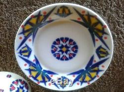 Sargadelos Vintage Porcelain Coffee set