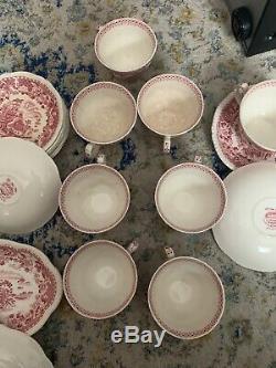 VINTAGE WOODS BURSLEM SEAFORTH Tea/coffee Set