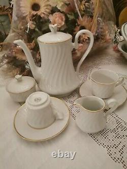 Vintage 50s 60s Bareuther Bavaria Germany Coffee Set