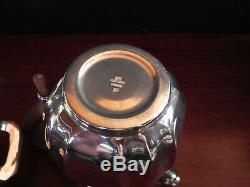Vintage Christofle Silverplate Tea/Coffee Set France
