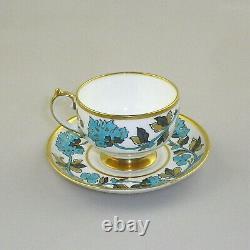 Vintage Copeland Grosvenor China Coffee Set Richmond No. 8144