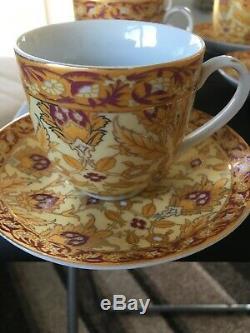 Vintage Limoges Design Mekki tea/coffee Set