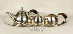 Vintage Mexican Mid Century Modern Tea & Coffee Service Set