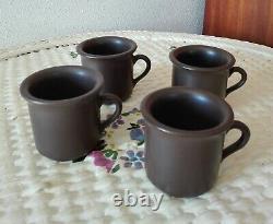 Vintage Mid-Century Modern Stoneware Coffee/Tea Set