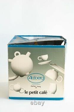 Vintage coffee/tea set Fantasia by Matteo Thun for Arzberg 1980s