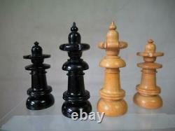 Antique Vintage Club Chess Set Austrian Coffee House Pattern K 104 MM & Office