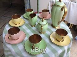 Carltonware Vintage Set Café