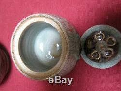 Coffee Vintage Somayaki Set Avec Pot, Tasses, Creamer, Bol De Sucre, Assiettes