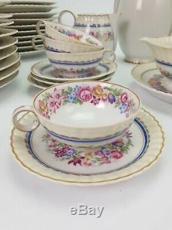 Limoges Vintage Française Porcelaine Set Café Et Plaques L Bernardaud & Co B & Co