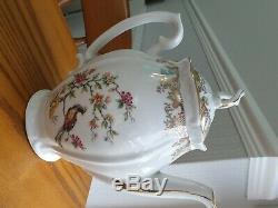 Plate Vintage France Veritable Porcelane Café Set De Pot À Lait Sucrier Coupes