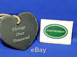 Portmeirion Gold Diamond 15 Pièces Cylindre Café Set Rare Vintage 1961 Vgc