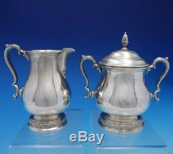 Prelude By Piece International Silver Sterling 3 Coffee Set Vintage (# 4427)
