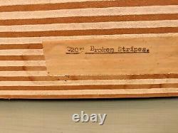 Rare Vintage Susie Cooper Broken Stripes Ensemble De Café Avec Boîte Originale