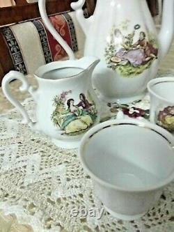 Romeo And Juliet Tea And Coffee Set