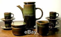 Sic Ceramiche Monferrato Servizio Caffè Casale Ceramica 1960 Vintage Set Café