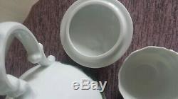 Superbe Millésime Hutschenreuther À Café En Porcelaine D'allemagne Très Rare