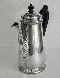 Vintage 1907-1947 Classic Tiffany & Co Sterling Silver Lighthouse Cafetière