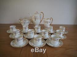 Vintage Aynsley Set Café