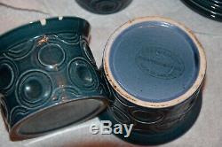 Vintage Portmeirion Jupiter Complète Dîner Service & Coffee Set