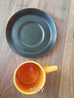 Vintage Portmeirion Pottery Coffee Set Greek Key Par Susan Williams Ellis Vgc
