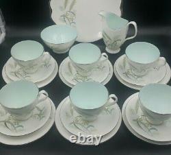 Vintage Royal Albert Festival Part Tea/cafee Set-21 Pièce-très Bon État