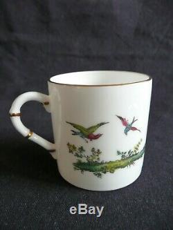 Vintage Royal Worcester Demitasse Coffee Set, Boxed