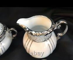 Vtg. Seyei Fine China #1031 Beautiful Coffee/tea Set. 17 Pièces